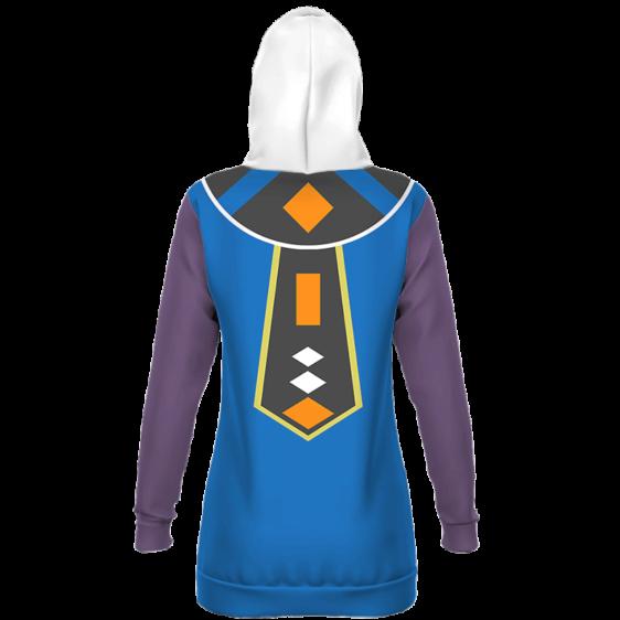 Dragon Ball Z Beerus Inspired Cosplay Costume Hoodie Dress