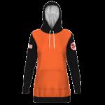 Dragon Ball Z Goku 59 Cool Minimalist Cosplay Hoodie Dress