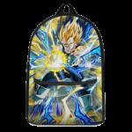 Dragon Ball Z Majin Vegeta Galick Gun Dokkan Art Backpack