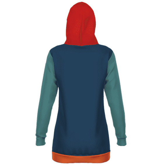Dragon Ball Z Shin Costume Inspired Cosplay Hoodie Dress