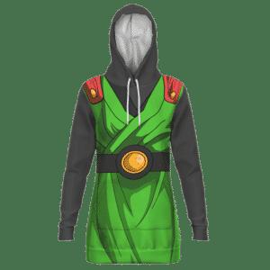 Dragon Ball Z The Great Saiyaman Cosplay Costume Hoodie Dress