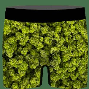 Marijuana Kush Nugs All Over Print Awesome Men's Brief