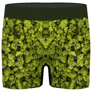 Marijuana Kush Nugs All Over Print Awesome Men's Underwear