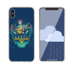Skeleton Celebrating Day of The Dead Cool iPhone 12 Case