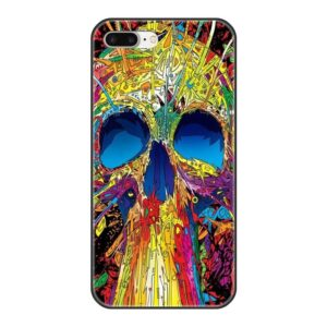 Colorful Graffiti Skull Abstract Art Dope iPhone 12 Case