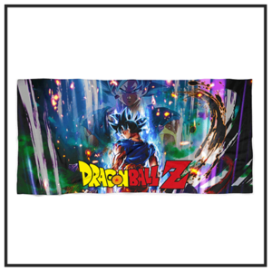 Dragon Ball Z Beach Towels