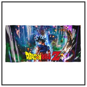 Dragon Ball Z Beach Towels