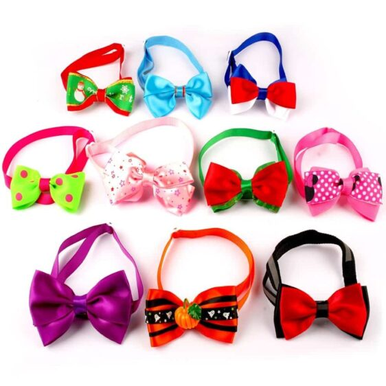 One Pack Adjustable Bow Tie For Your Adorable Pets - Woof Apparel
