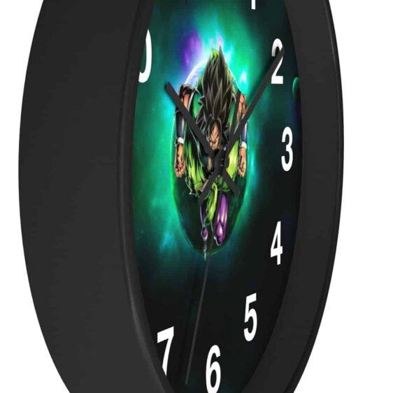 Dragon Ball Super Legendary Saiyan Broly Dope Wall Clock