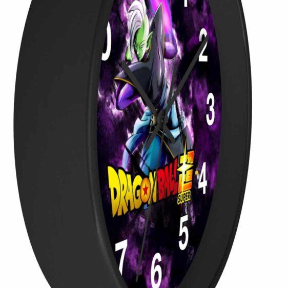 Dragon Ball Super Zamasu Violet Aura Badass Wall Clock