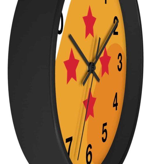 Dragon Ball Z Shenron 4-Star Earth Dragon Ball Cool Wall Clock