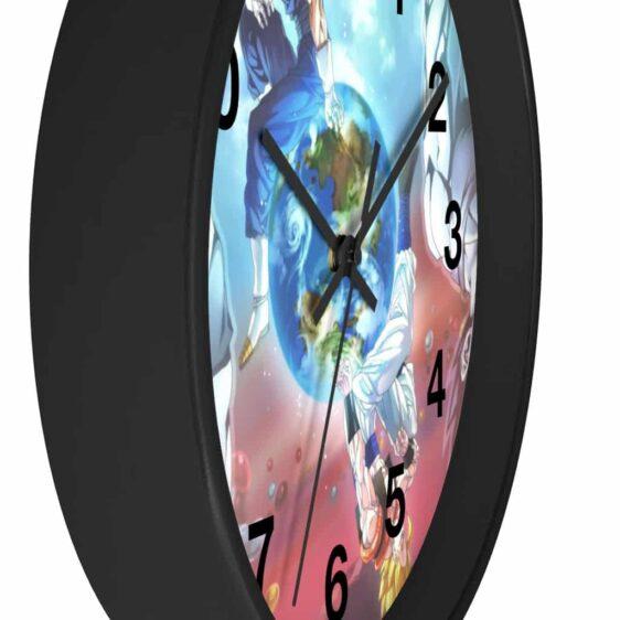 Dragon Ball Gogeta & Vegito Fusion Art Awesome Wall Clock