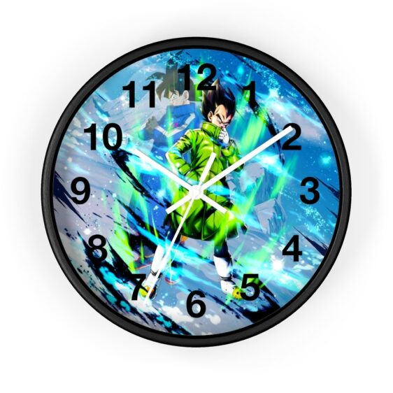 Dragon Ball Super Goku & Vegeta SAB Cool Wall Clock
