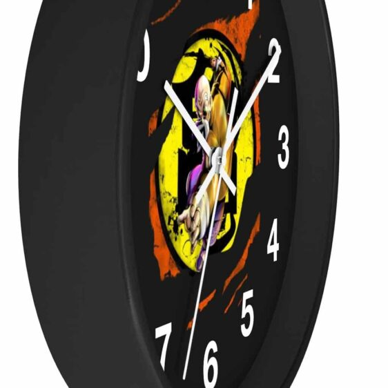 Dragon Ball Turtle Hermit Roshi Fighting Stance Dope Wall Clock