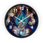 Dragon Ball Super Vegito Potara Fusion Dope Wall Clock