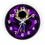 Dragon Ball GT Baby Vegeta Dark Energy Ball Badass Wall Clock