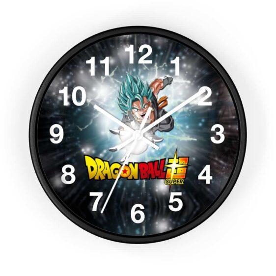 Dragon Ball Super Vegito Blue Scream Awesome Wall Clock