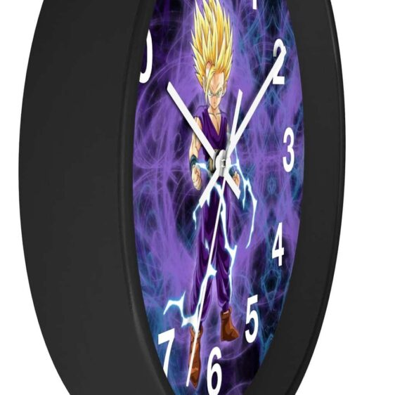 Dragon Ball Z Teen Gohan SSJ2 Badass Pose Awesome Wall Clock