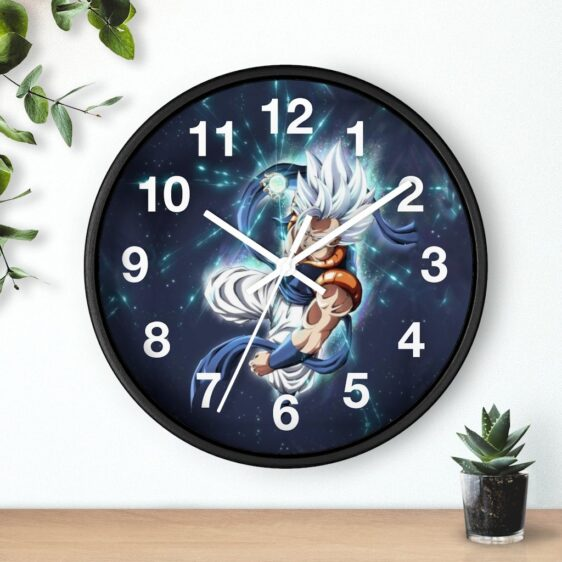 Dragon Ball Gogeta Ultra Instinct Form Attack Mode Wall Clock