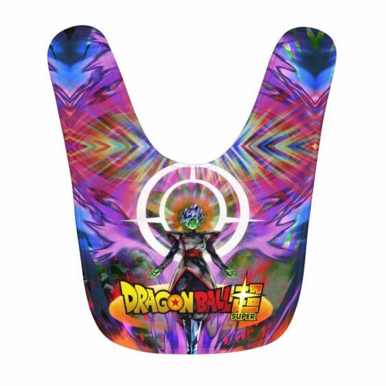 Dragon Ball Super Zamasu Majestic Pose Awesome Baby Bib