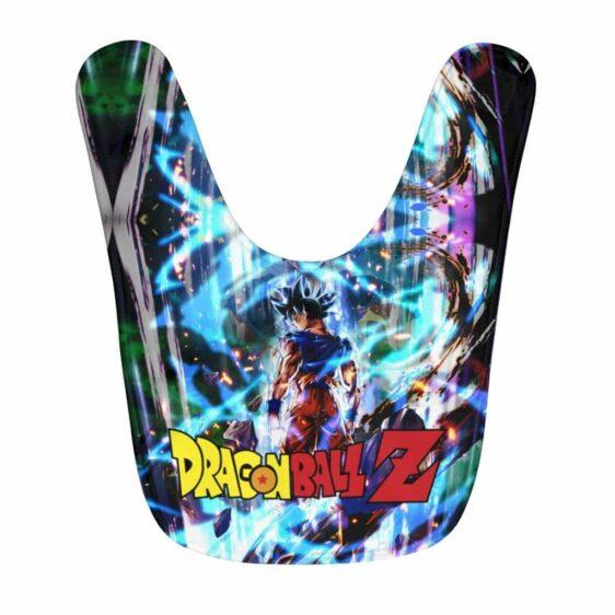 Dragon Ball Z Goku Ultra Instinct Form Awesome Baby Apron