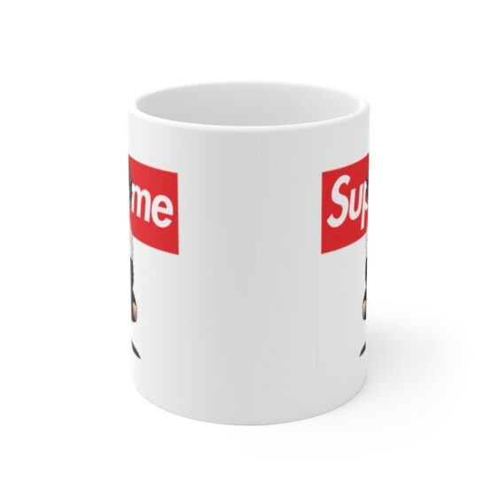 Dragon Ball Z Vegeta Modern Supreme Inspired Dope Coffee Mug