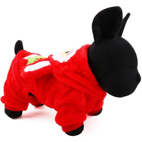 Adorable Warm Coat Hoodies Costume For Dogs - Woof Apparel