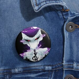 Dragon Ball Z Frieza Emperor of Universe 7 Cool Pinback Button