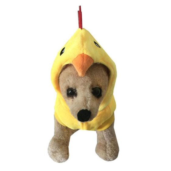 Chicken Suit Funny Rooster Costume for Dog - Woof Apparel