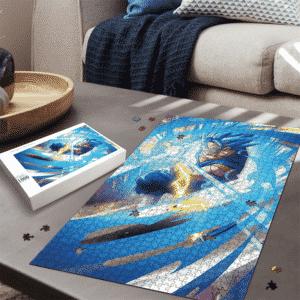 DBZ Vegito Super Saiyan Blue Kamehameha Fantastic Puzzle