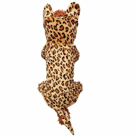 Cute Leopard Comfortable Onesie Party Costume for Dog - Woof Apparel