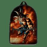 Dragon Ball Bardock Father Of Raditz Goku Stupendous Backpack
