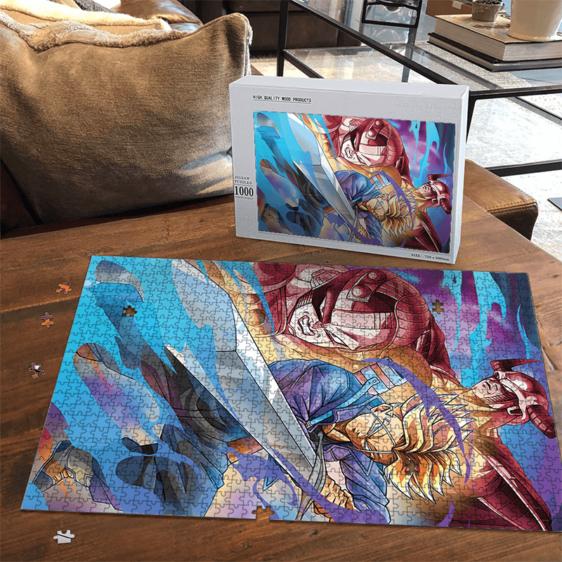 Dragon Ball Future Trunks King Cooler Mecha Frieza Dope Puzzle