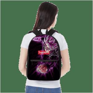 Dragon Ball Goku Black Saiyan Rose Supreme Awesome Backpack