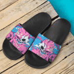 Dragon Ball Kid Buu Dope Fantastic Artwork Slide Footwear
