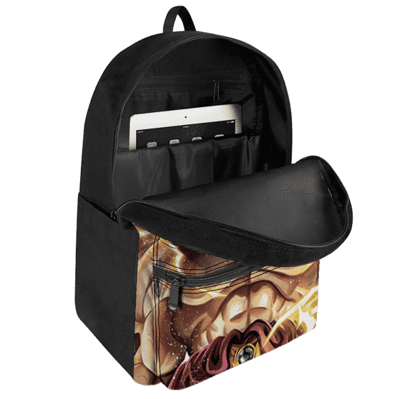 Dragon Ball Legendary Super Saiyan Broly Explosive Backpack