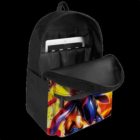 Dragon Ball Legends Shallot Super Saiyan God Epic Canvas Backpack