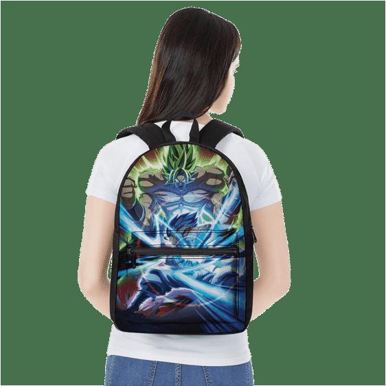 Dragon Ball Super Broly Vs Gogeta Powerful Saiyans Dope Backpack