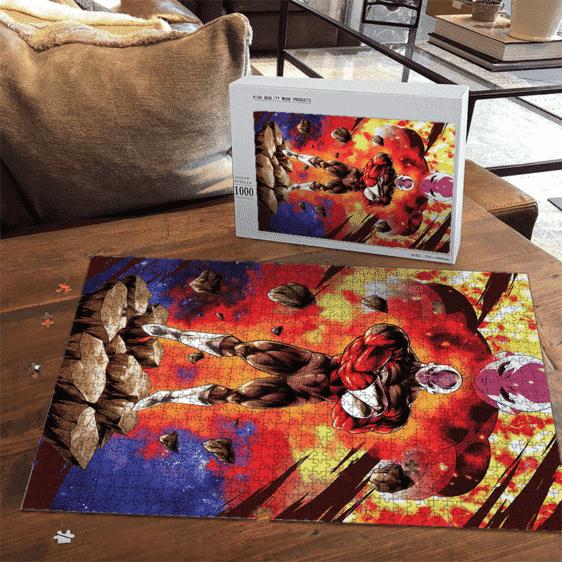 Dragon Ball Super Jiren The Gray Pride Troopers Portrait Puzzle