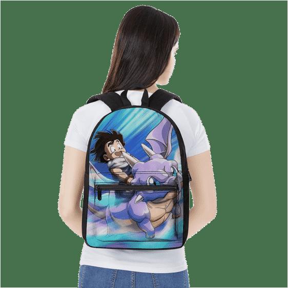 Dragon Ball Z Happy Kid Gohan Flying Fantastic Backpack