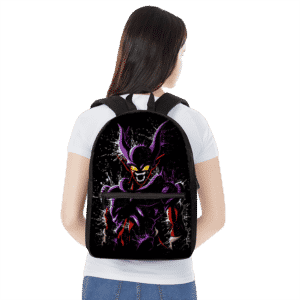 Dragon Ball Z Janemba Black Artistic Graphic Awesome Backpack