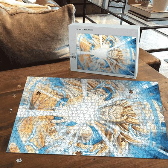 Dragon Ball Z Kakarot SSJ3 Kamehameha Dope Portrait Puzzle