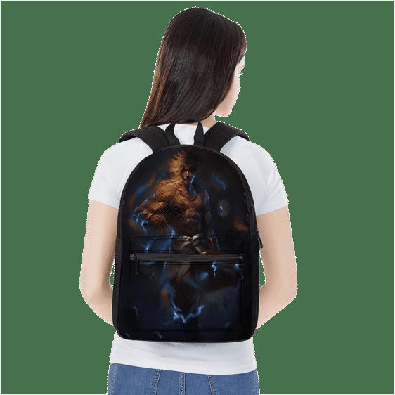 Dragon Ball Z Legendary Saiyan Broly Transforming Backpack