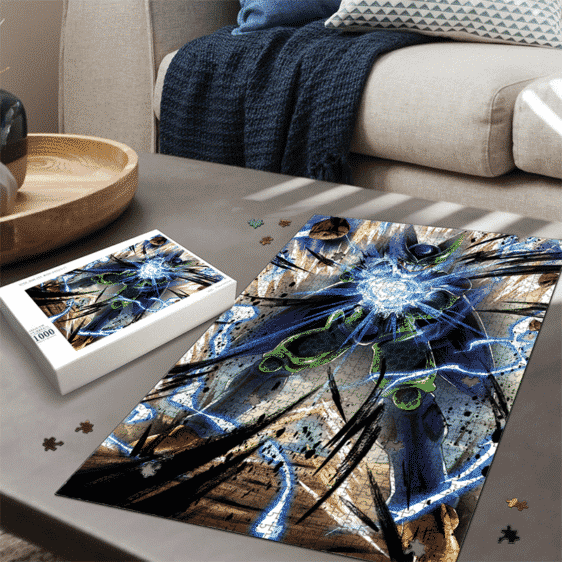 Dragon Ball Z Perfect Cell Charging Up Fantastic Puzzle
