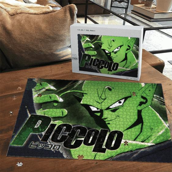 Dragon Ball Z Piccolo Fantastic Art Landscape Puzzle