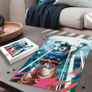 Dragon Ball Z Son Goku Spirit Ball Amazing Portrait Puzzle