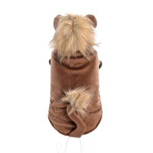 The Splendid Lion Mane Costume For Dogs - Woof Apparel