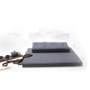 High-Quality Thick Coconut Fiber Meditation Cushion Zafu and Zabuton Set
