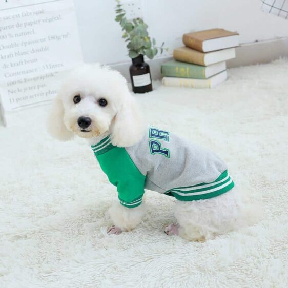 Comfy Leisure Winter Clothing Cotton Puppy Sweatshirt - Woof Apparel