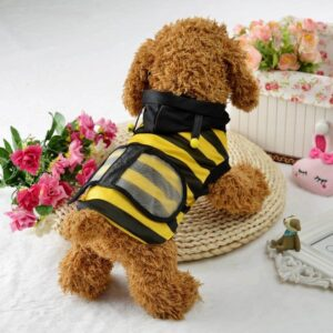 Baby Bumble Bee Fancy Costume For Your Cats And Dogs - Woof Apparel